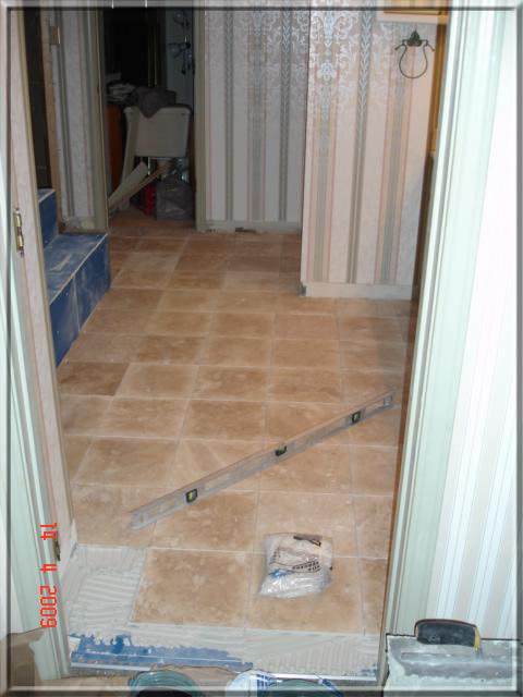 Bathroom remodeling in alpharetta ga shower travertine for Bath remodel alpharetta