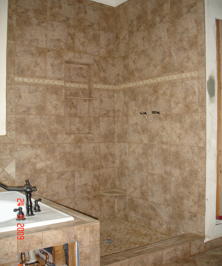 Bathroom Ceramic Tile Images : Tile style dunwoody ga bathroom remodeling company and