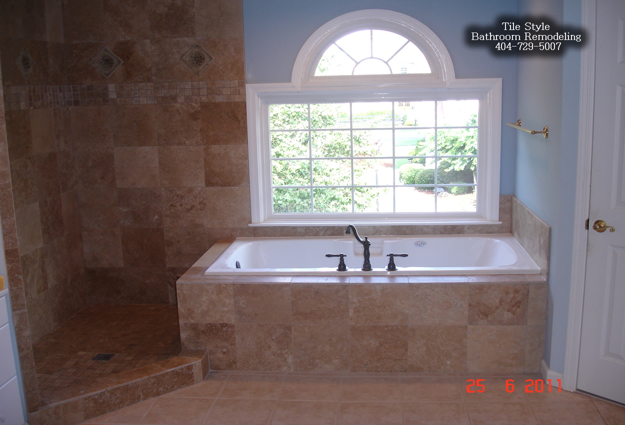Tile Style - Duluth ga Bathroom Remodeling Company and ...