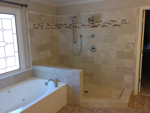 Tile style alpharetta bathroom remodeling and tile for Bathroom remodeling alpharetta ga